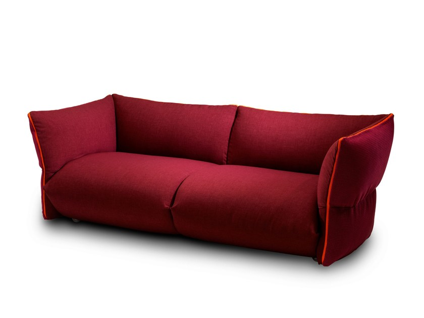 Sofa with removable cover FOYER by Giovannetti