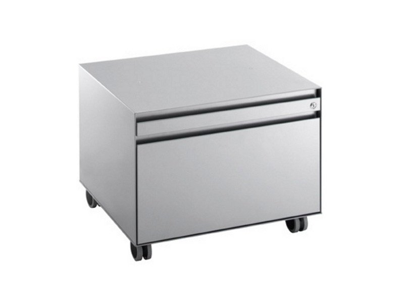 Office drawer unit with casters NICE PED by Dieffebi