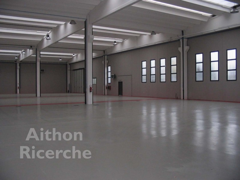 Intumescent coating for concrete structures AITHON A90 H - Aithon Ricerche International