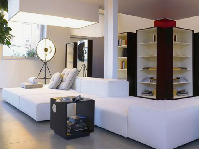 Wooden side table BOLLICINE - LINFA DESIGN