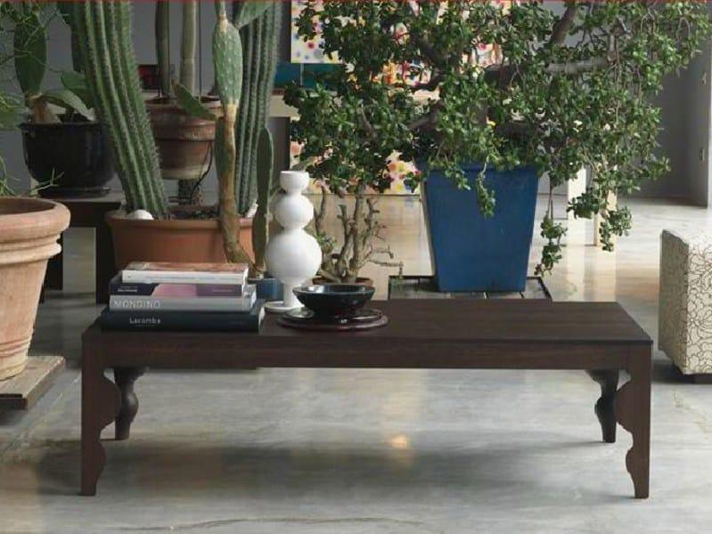 Oak coffee table for living room GIUNONEst - LINFA DESIGN