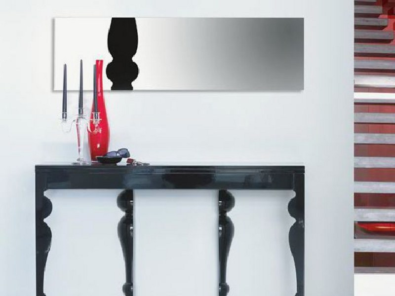 Rectangular wall-mounted mirror GIUNONE | Mirror by LINFA DESIGN