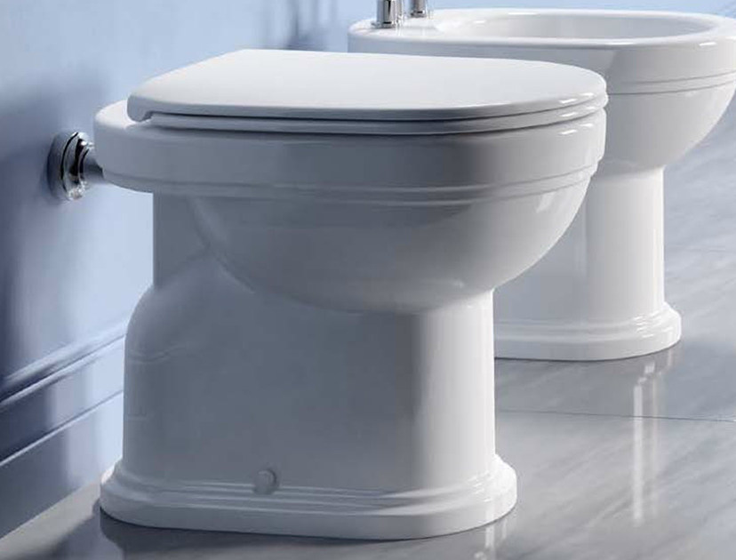 Toilet CANOVA ROYAL 53X36 | Toilet - CERAMICA CATALANO
