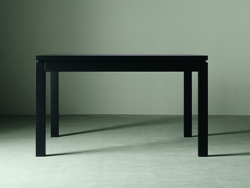 Wooden dining table DOUGLAS | Table - Meridiani