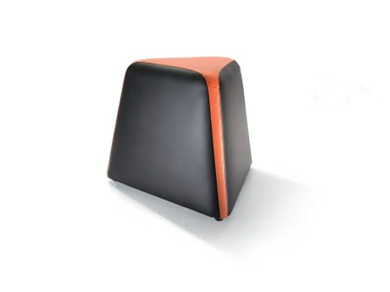 Upholstered pouf TANGA - ISD