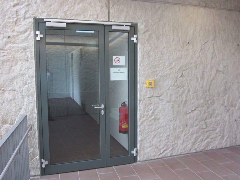Matrix for interior concrete walls RECKLI® - COPLAN