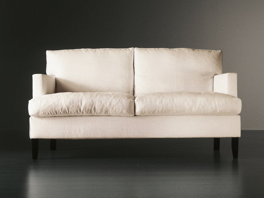 Sofa with removable cover GABEN | Sofa by Meridiani