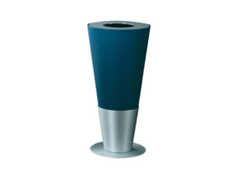 Plastic waste bin CAPO-LINEA - Segis