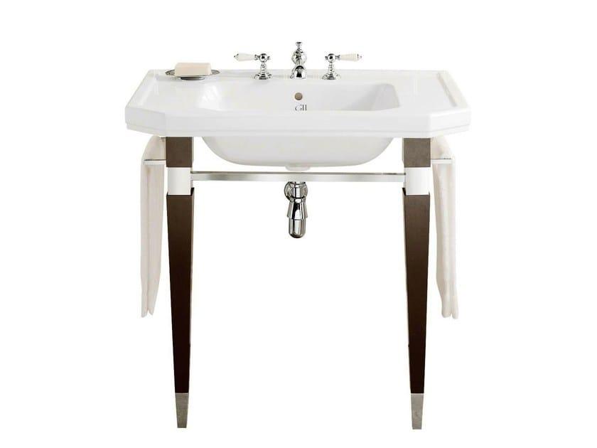 Console washbasin CLAREMONT DECÒ - GENTRY HOME