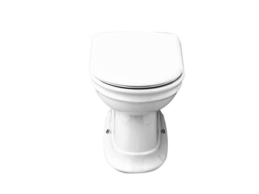 Porcelain toilet HILLINGDON | Toilet - GENTRY HOME