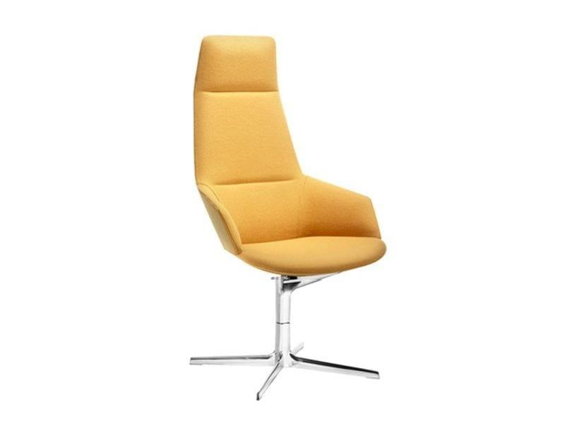 Executive chair with 4-spoke base ASTON | Executive chair with 4-spoke base - Arper