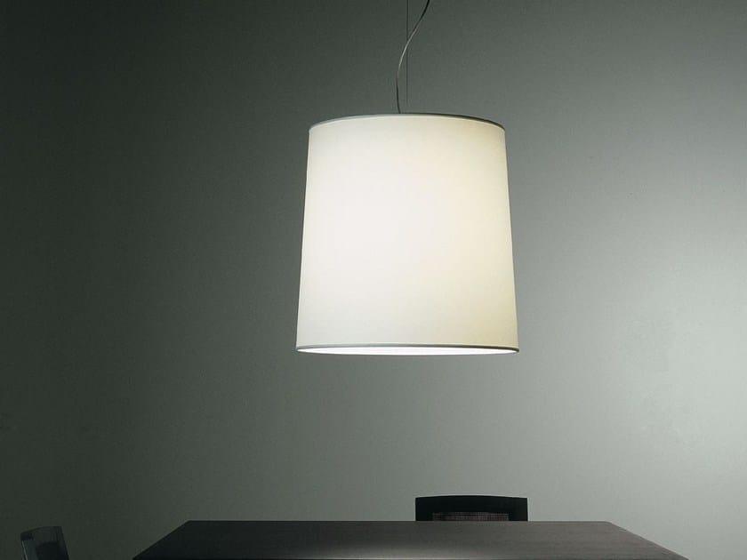 Wooden pendant lamp KID | Pendant lamp - Meridiani