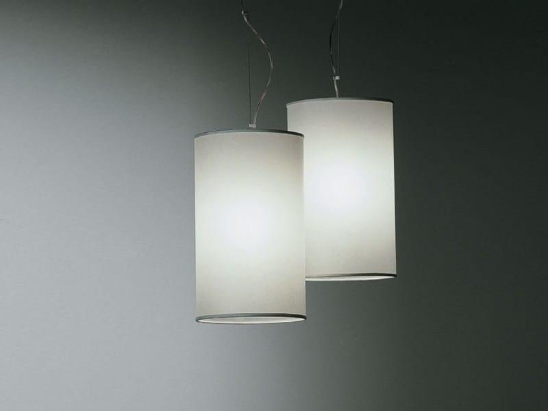 Parchment paper pendant lamp LOLLO | Pendant lamp - Meridiani