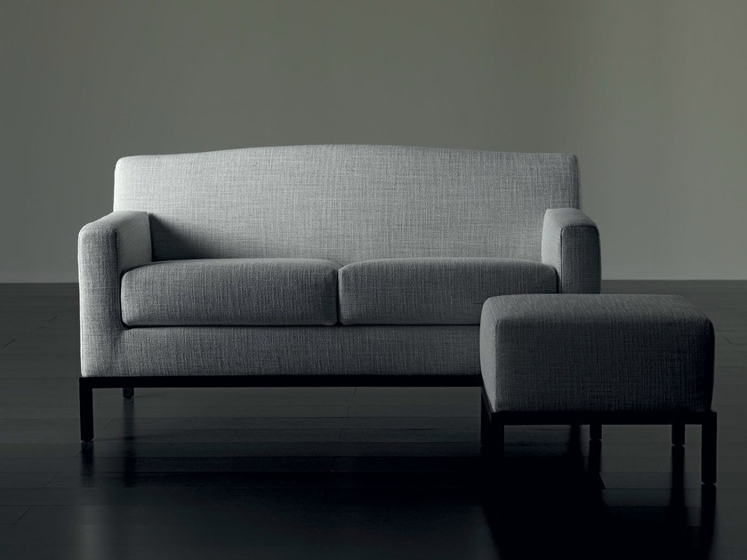 Sofa with removable cover KELLY | Sofa - Meridiani