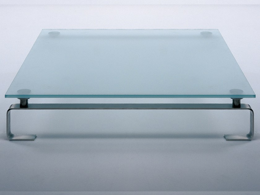 Crystal coffee table FRIENDS - GIOVANNETTI COLLEZIONI