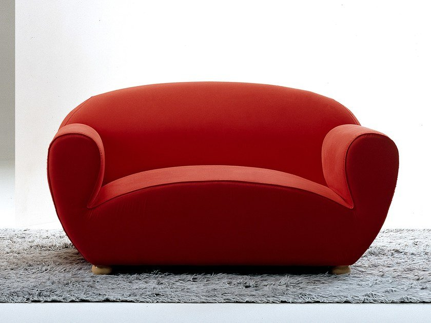 Fabric small sofa L'AGOSTINA   Small sofa - GIOVANNETTI COLLEZIONI