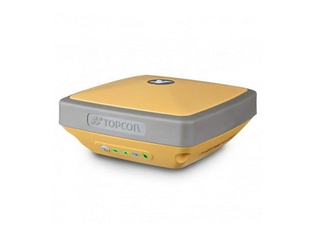 Instrumentation for satellite remote sensing TOPCON HiPer SR - Topcon Positioning Italy
