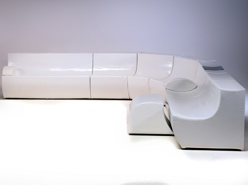 Sectional modular sofa LINK by Giovannetti