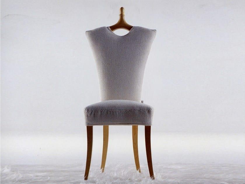 Upholstered fabric chair MIRANDOLINA - GIOVANNETTI COLLEZIONI