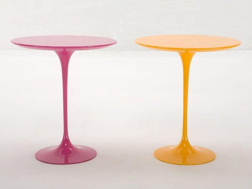 Round coffee table SAARINEN - GIOVANNETTI COLLEZIONI