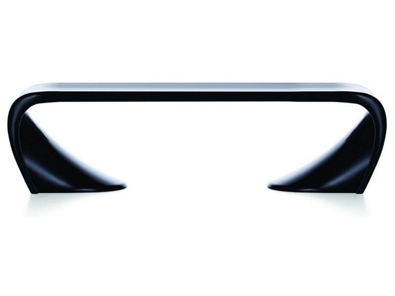 Tavolo in pietra acrilica wave giovannetti for Giovannetti arredamenti