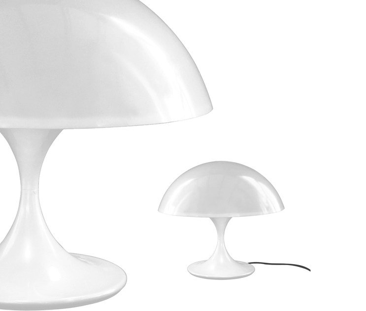 Resin table lamp COUPÈ - Martinelli Luce