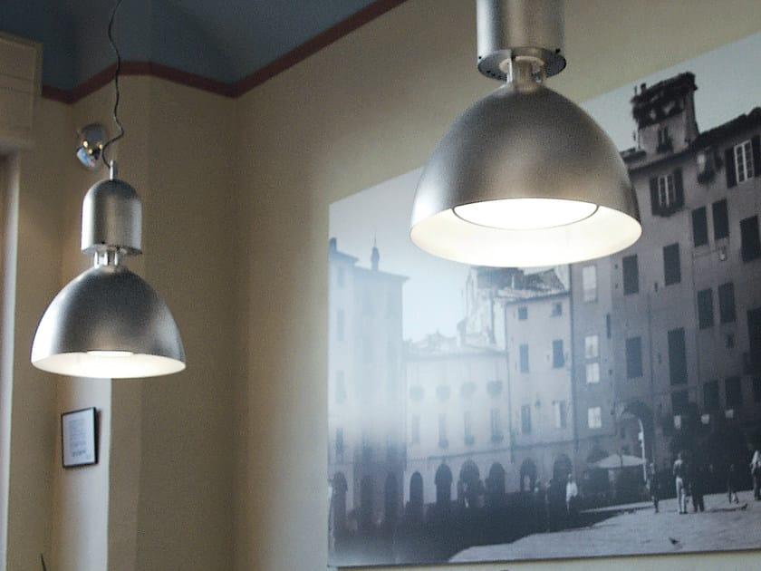Direct light halogen pendant lamp
