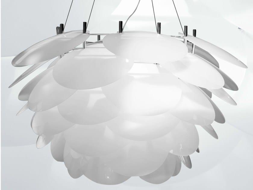 Metal halide pendant lamp NUVOLE VAGABONDE - Martinelli Luce