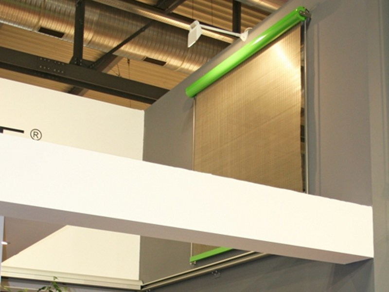Metal mesh for facade IRONSCREEN - RESSTENDE