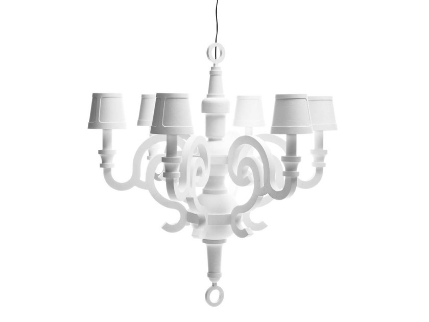 Paper chandelier PAPER CHANDELIER XL by moooi