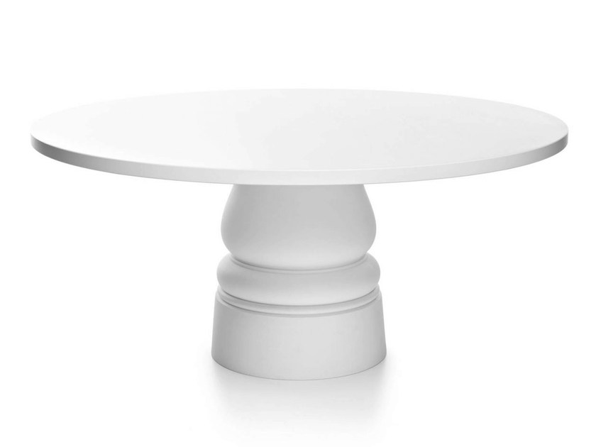 Round HPL table