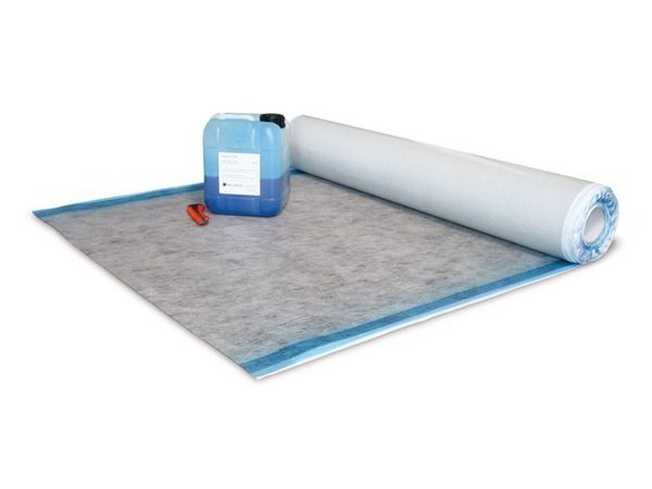 Screed and base layer for flooring ELOTENE SOLID FLOOR - ISOLTEMA GROUP