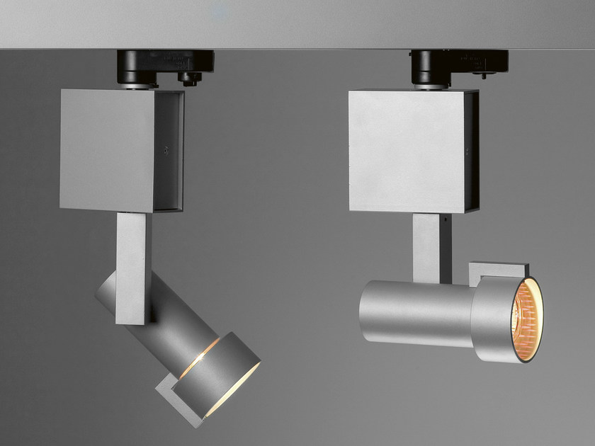 Halogen adjustable spotlight