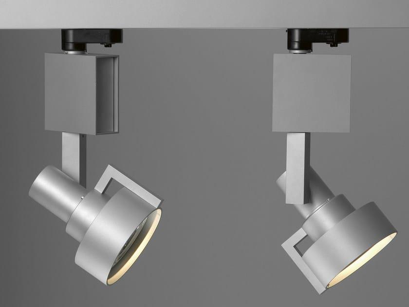 Halogen adjustable aluminium spotlight