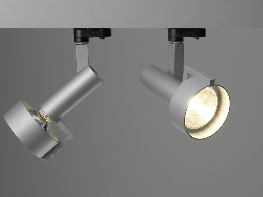 Halogen adjustable spotlight