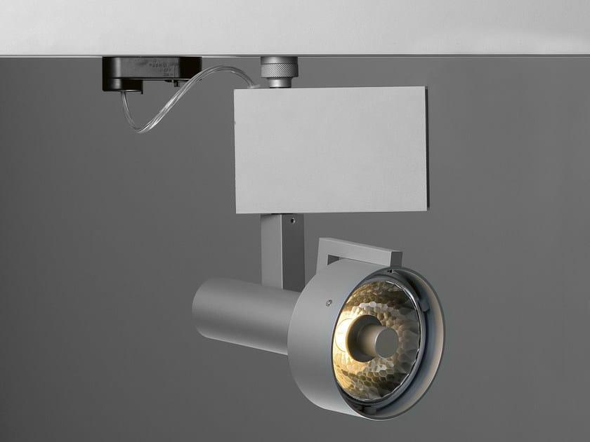 Metal halide adjustable spotlight