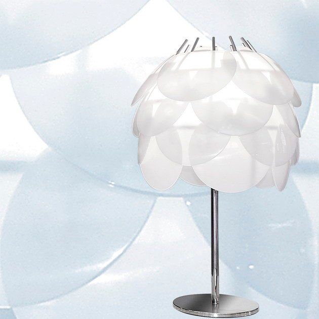 Halogen table lamp NUVOLE VAGABONDE | Table lamp by Martinelli Luce