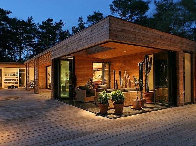 progettazione costruzione case in legno by beta formazione srl. Black Bedroom Furniture Sets. Home Design Ideas