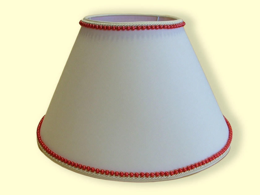 Cone shaped fabric lampshade CLASSIC | Fabric lampshade by Ipsilon PARALUMI