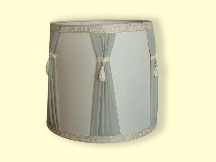 Drum shaped fabric lampshade CLASSIC | Drum shaped lampshade by Ipsilon PARALUMI