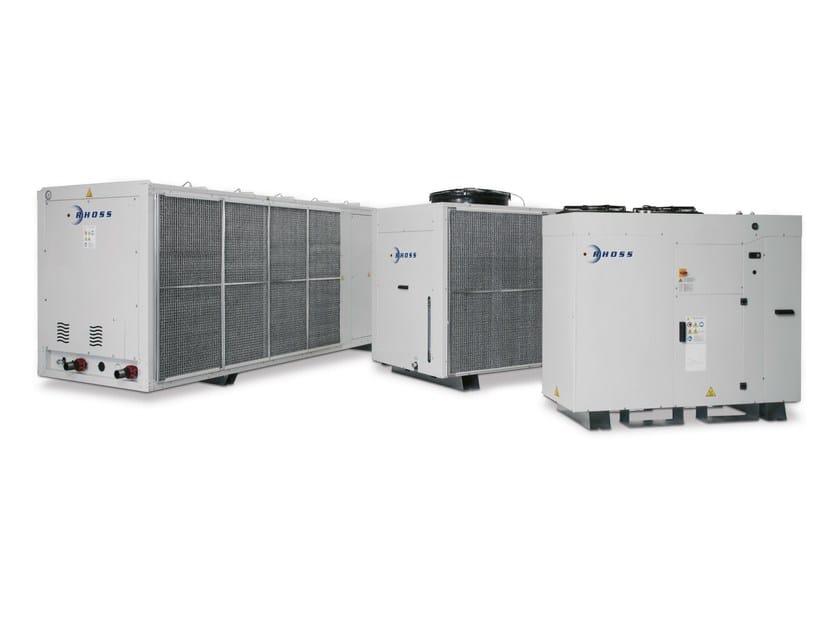 AIr refrigeration unit TCAEY 118÷2189 - Rhoss