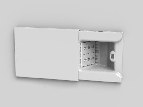 Concealed electrical outlet HIDE | Concealed electrical outlet - 4 BOX