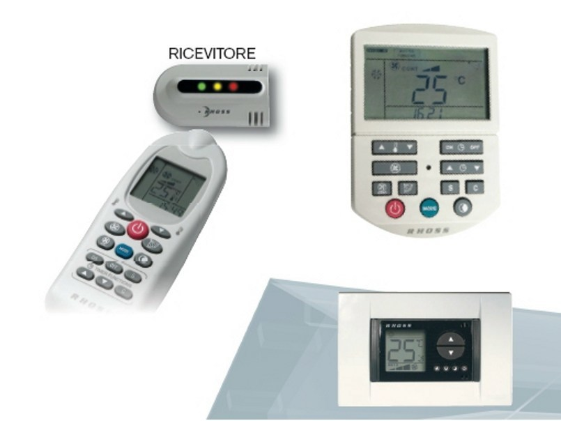 Control system for air conditioning system Control system for air conditioning system - Rhoss