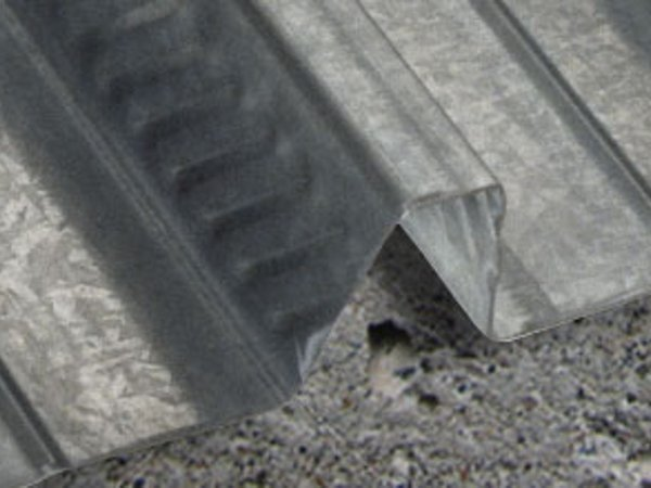 Metal sheet and panel for roof SC 2000 AM by Isolpack