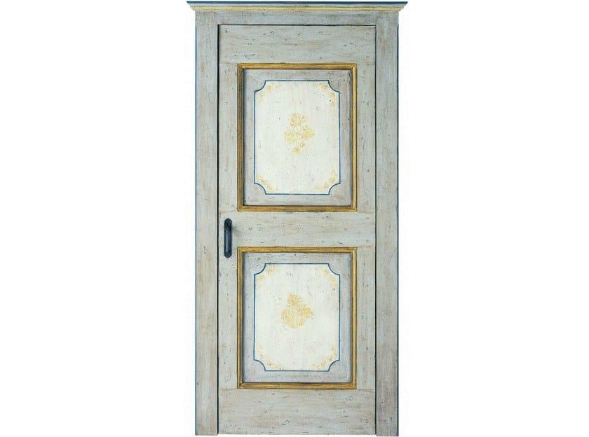 Porte interne decorate a mano lunamare antiche porte by - Porte decorate a mano ...