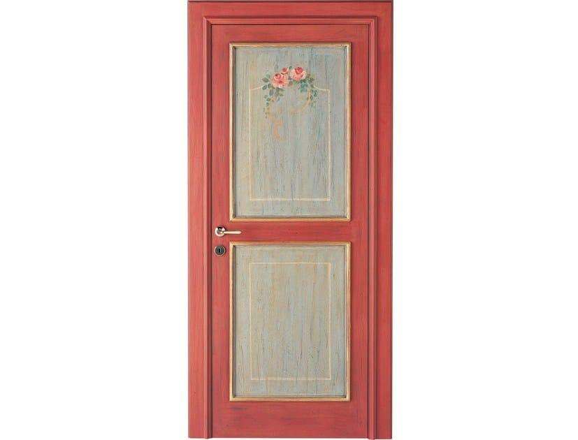 Porte interne decorate a mano lunamare antiche porte for Piani di casa porte cochere