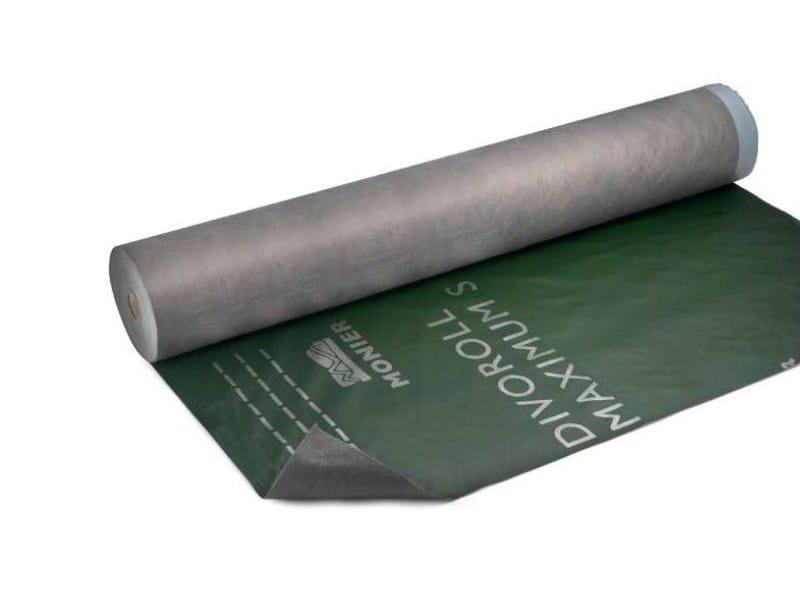 Prefabricated bituminous membrane DIVOROLL MAXIMUM S by MONIER