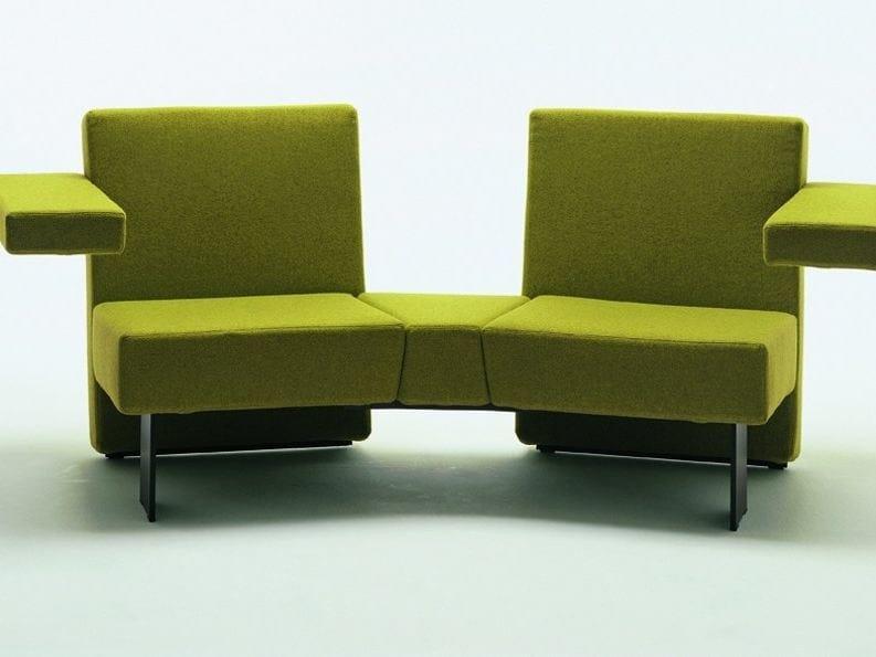 Corner sofa MEET ME I882 by Segis