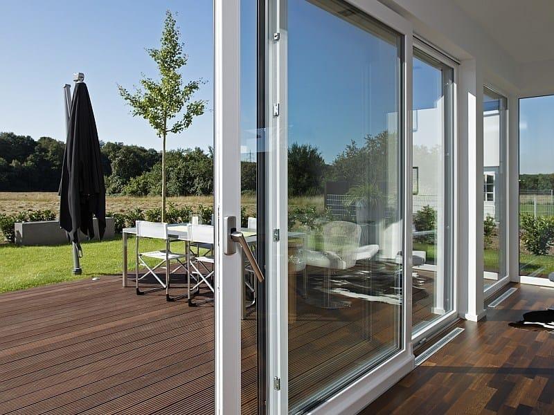 porta per balconi terrazzi e verande sch co corona s 150. Black Bedroom Furniture Sets. Home Design Ideas