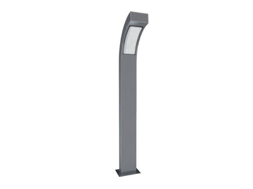 LED Garden aluminium Bollard light